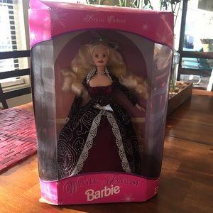 Vintage Winter fantasy Barbie